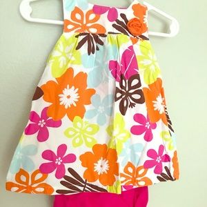 Baby girl outfit.